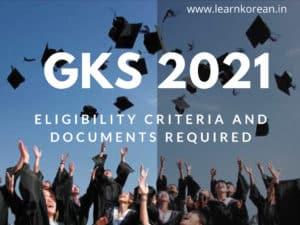 GKS 2021