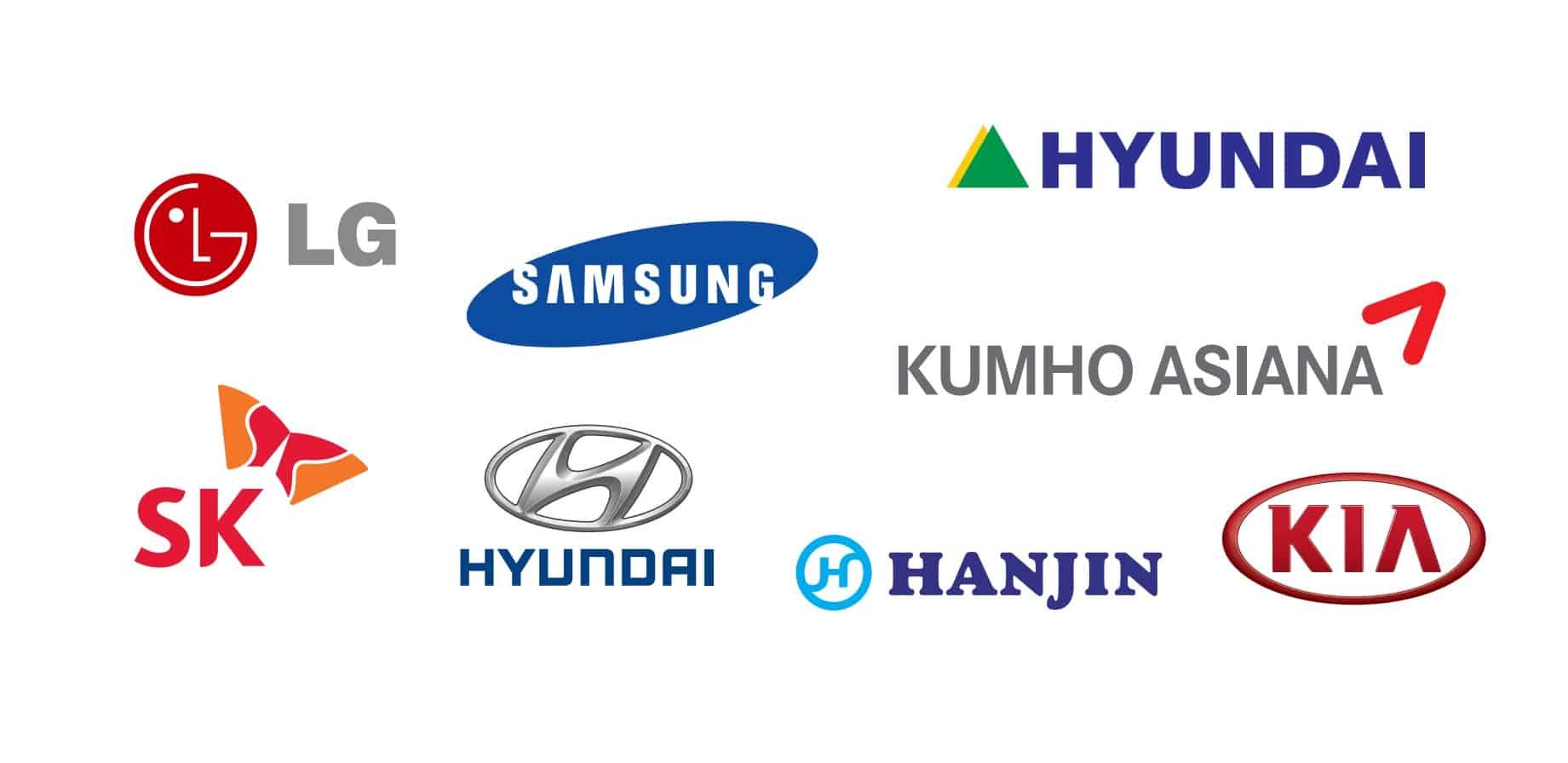 South Korean Companies in India